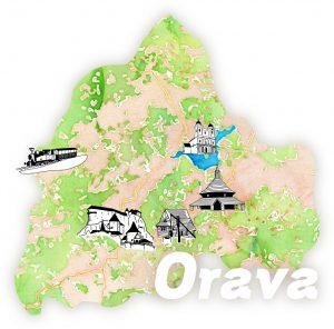 Región Orava