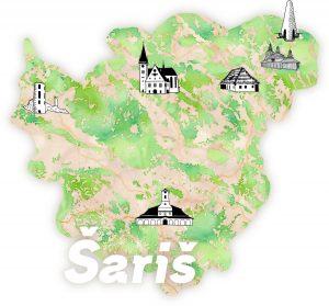 Región Šariš