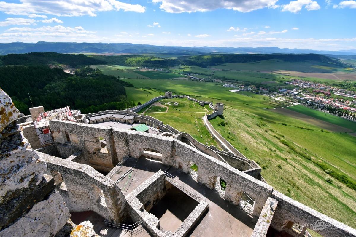Kvíz - Ako dobre poznáte Spišský hrad?