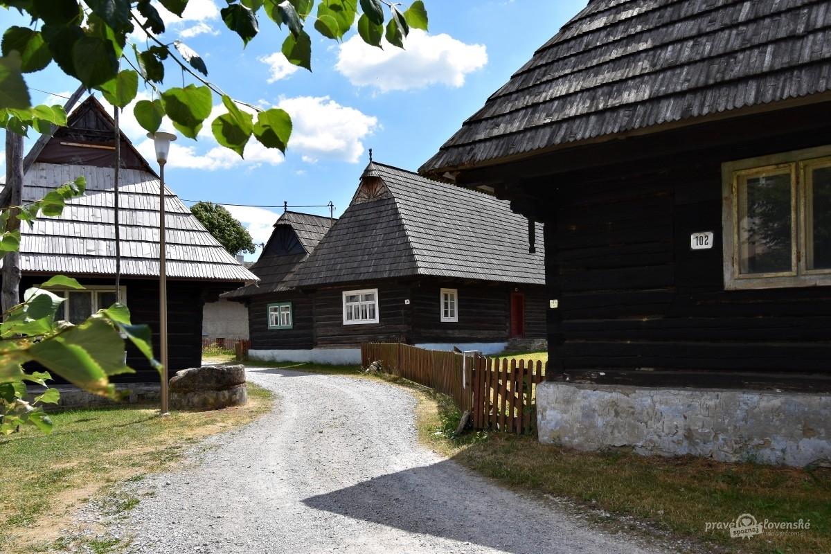 Kvíz - Ľudová architektúra na Slovensku