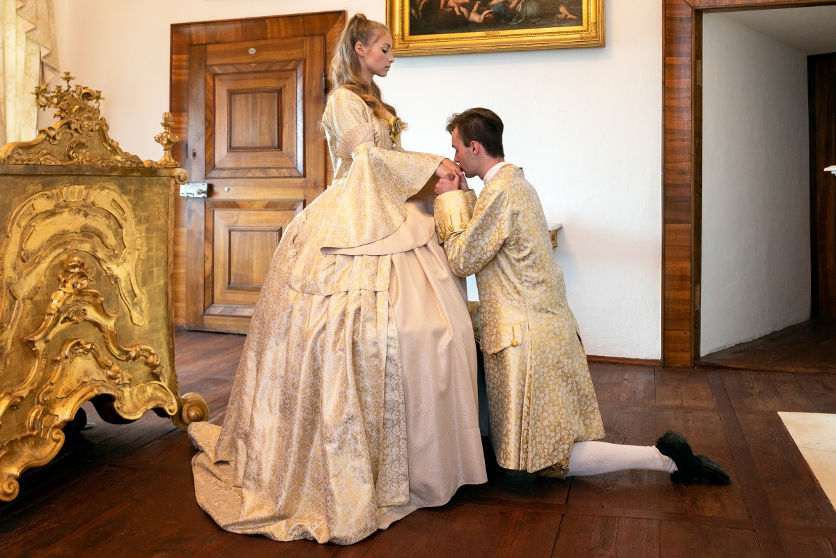 Kvíz - Romantický špeciál Bojnického zámku