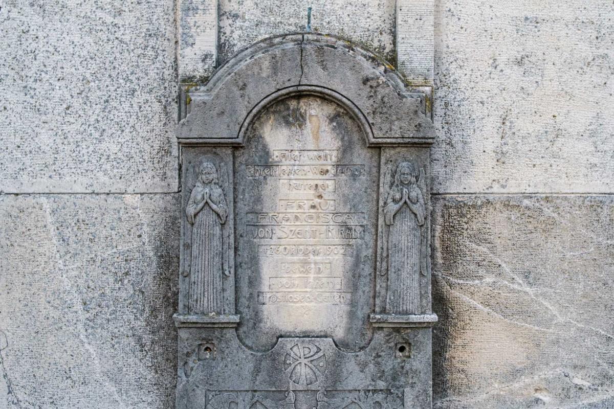 Kvíz - Kaštieľ Betliar a Mauzóleum Andrássyovcov