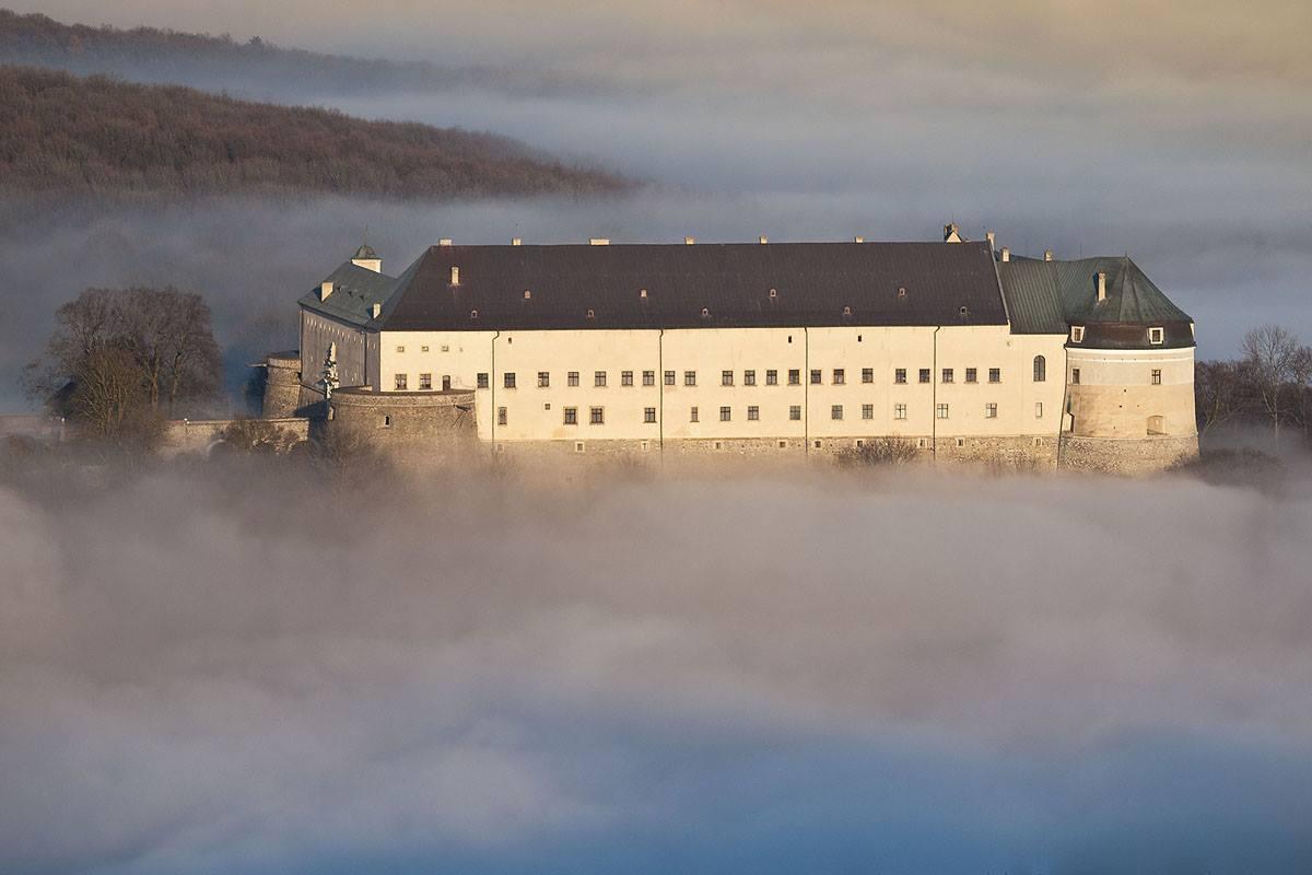 Kvíz - Najkrajší hrad v Malých Karpatoch - Červený Kameň (2)
