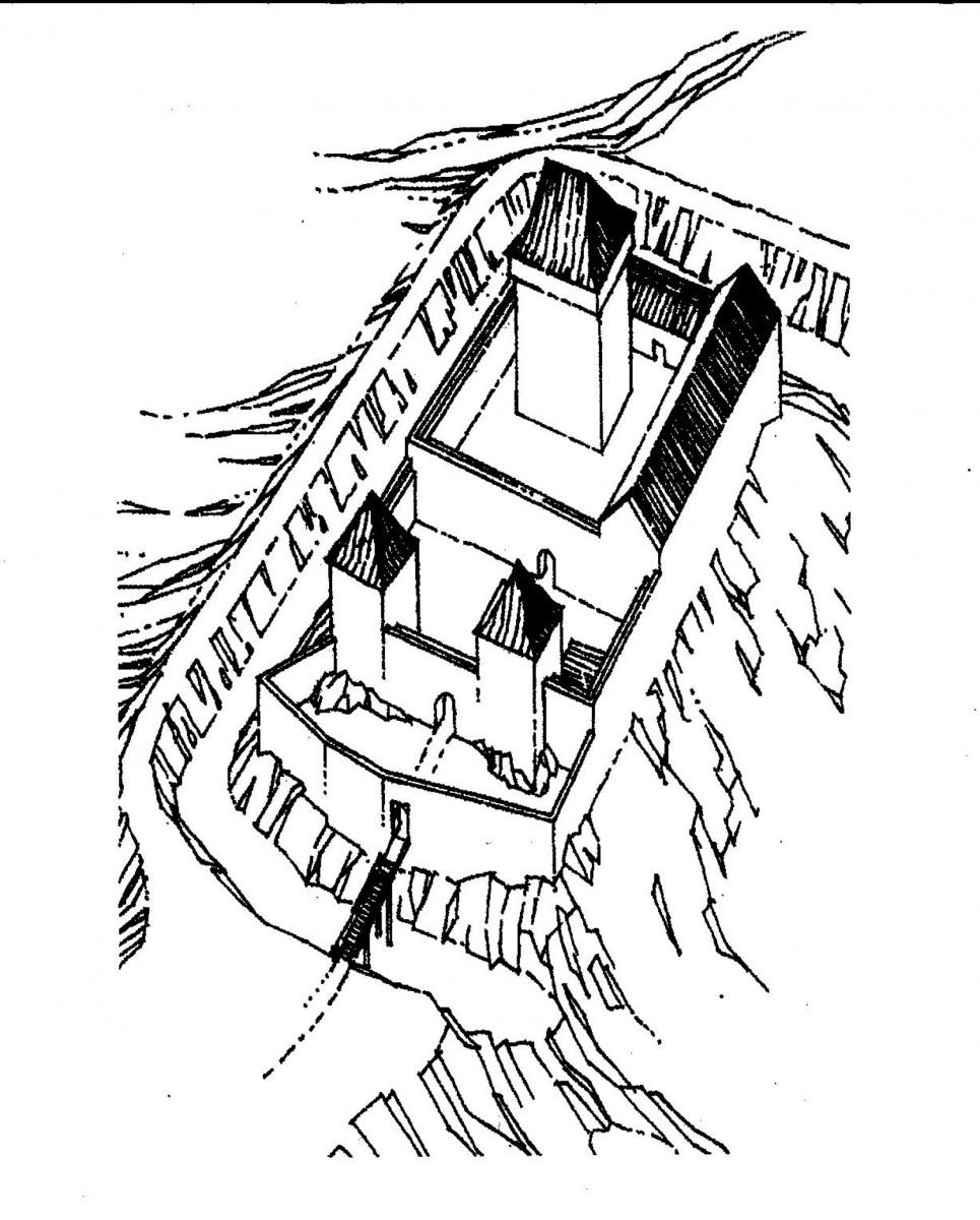 Kvíz - Najkrajší hrad v Malých Karpatoch - Červený Kameň (6)