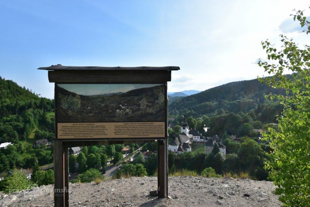 Špania Dolina - čarovná banícka obec