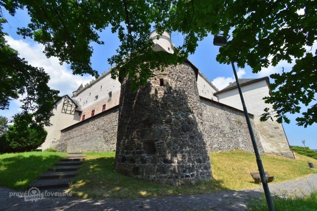Zvolenský zámok - Slovenská národná galéria